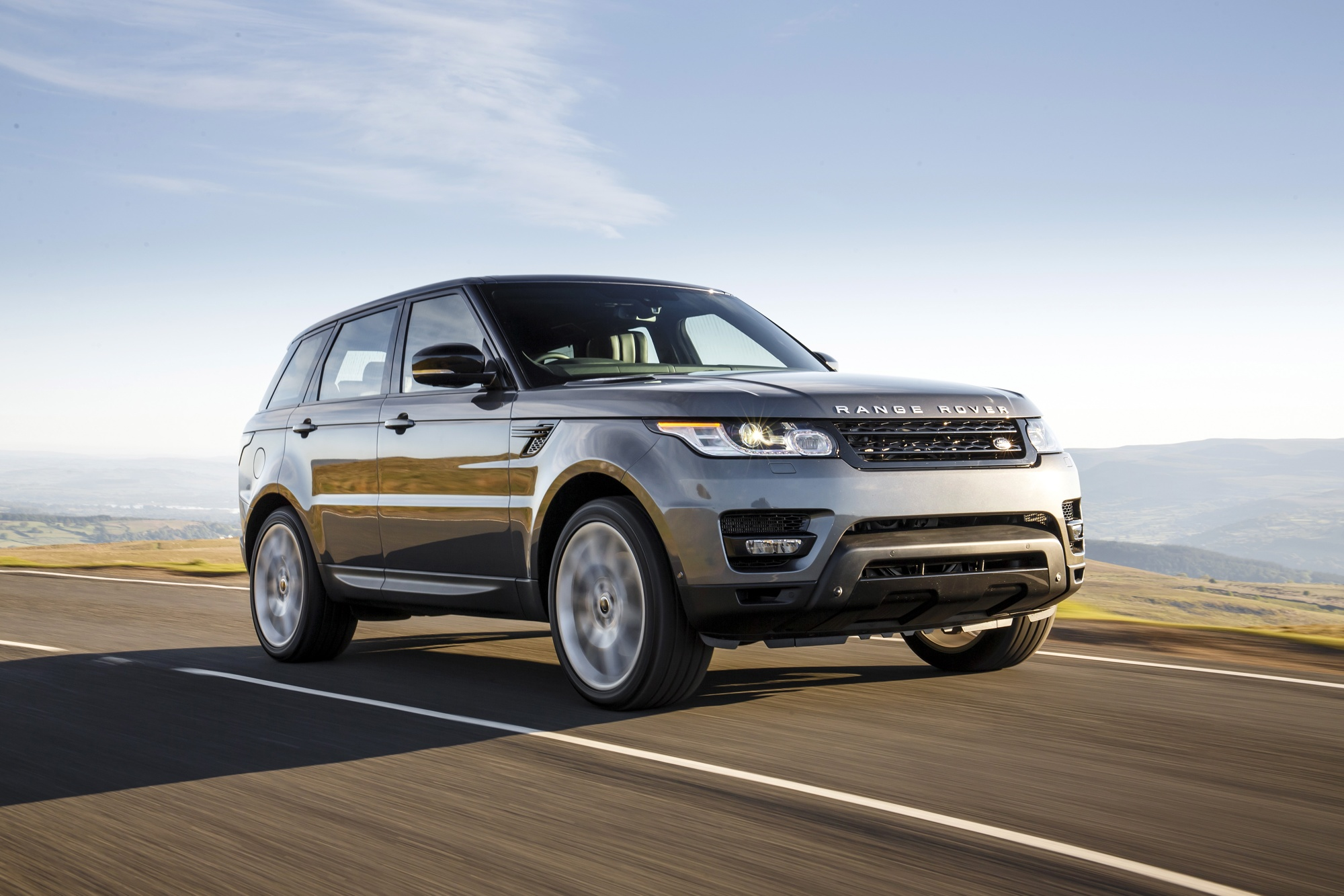 Range Rover Sport HSE Dynamic - Review