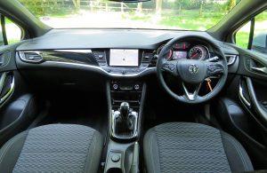 Vauxhall Astra SRi (22)