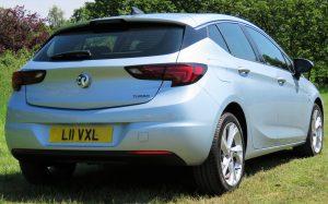 Vauxhall Astra SRi (5)