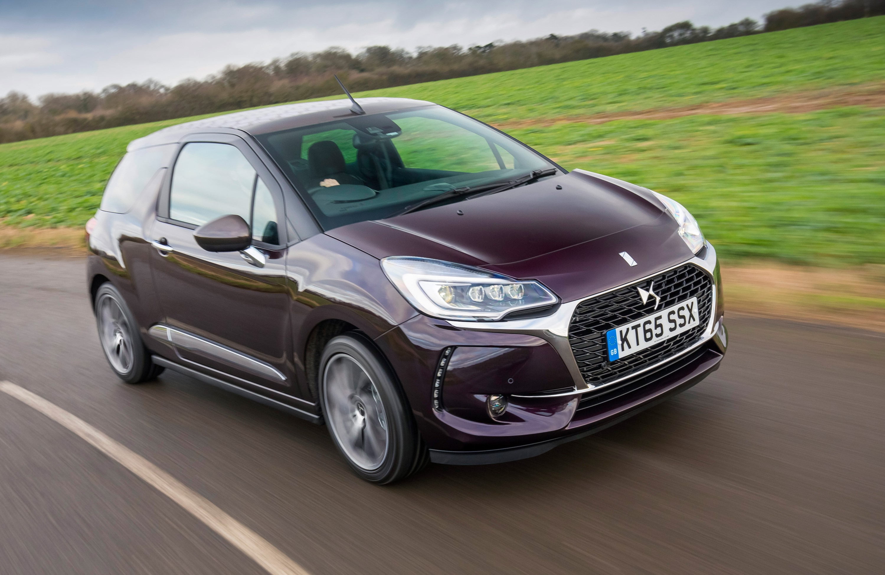 DS 3 Cabrio Prestige THP 165 - Review