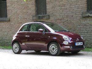 Fiat 500 Lounge (11)