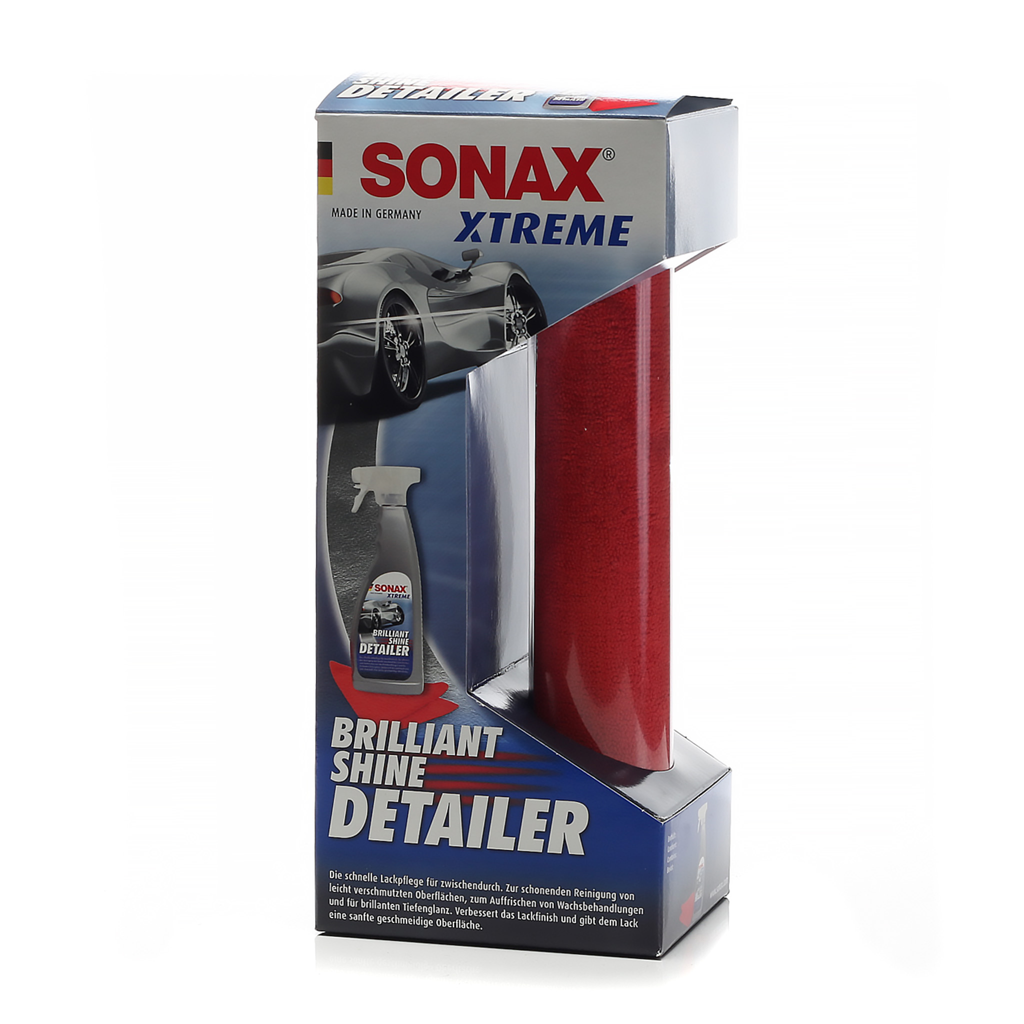 sonax brilliant shine detailer bsd product review. Black Bedroom Furniture Sets. Home Design Ideas