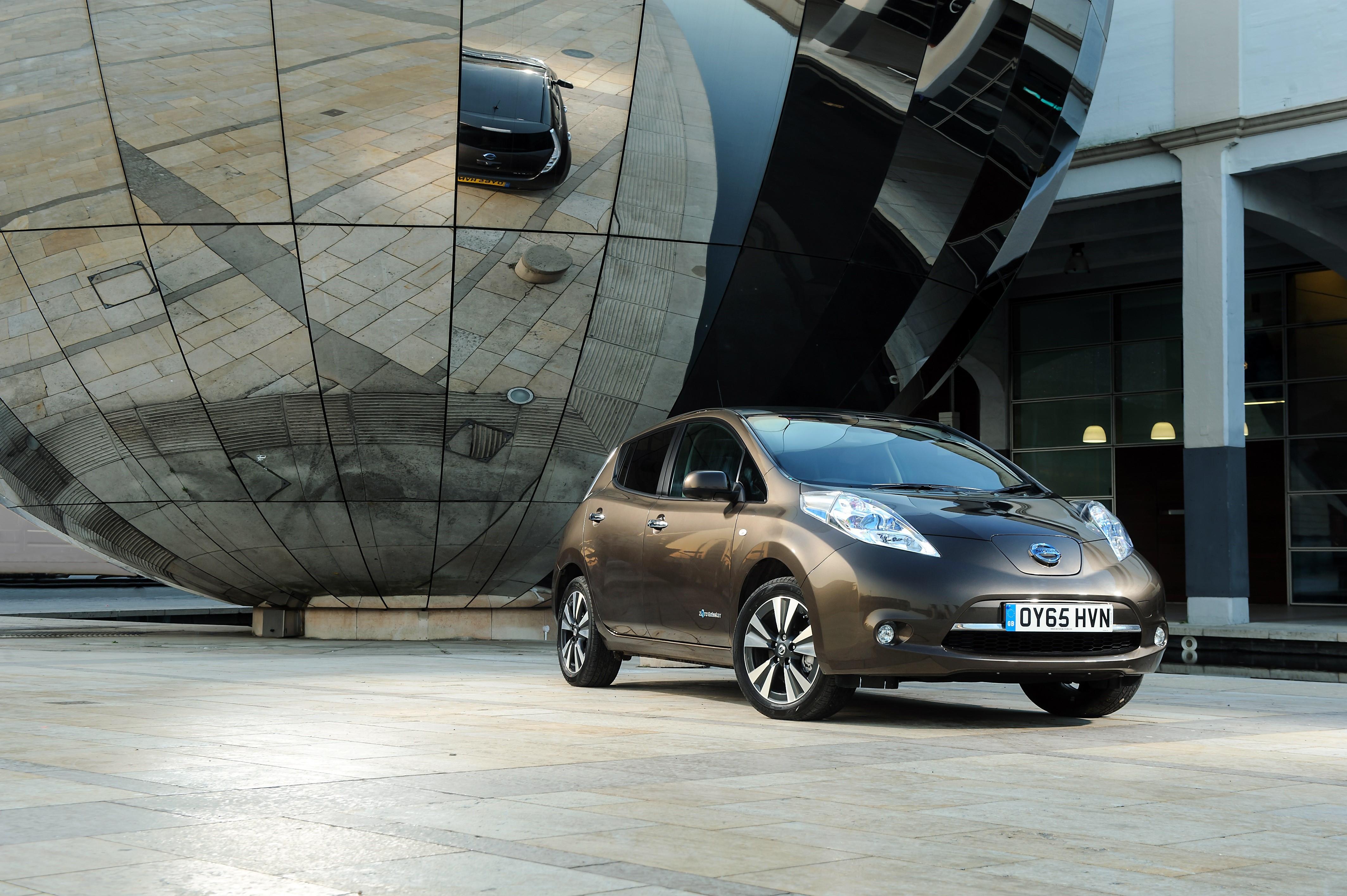Nissan Leaf Tekna Review