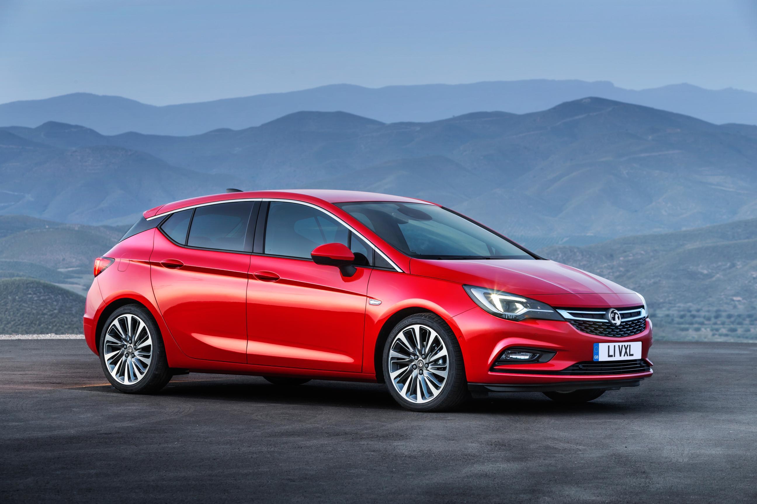 Vauxhall Astra Elite Nav 1 6 CDTI 160PS BiTurbo Review
