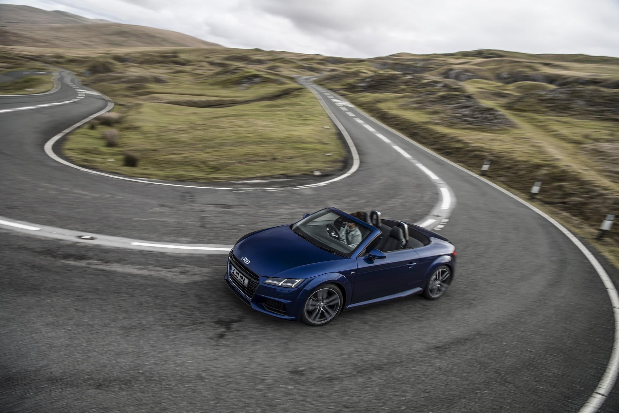 Audi TT Model