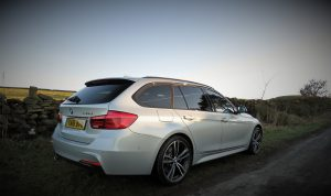 Bmw 330d Touring Xdrive M Sport Review