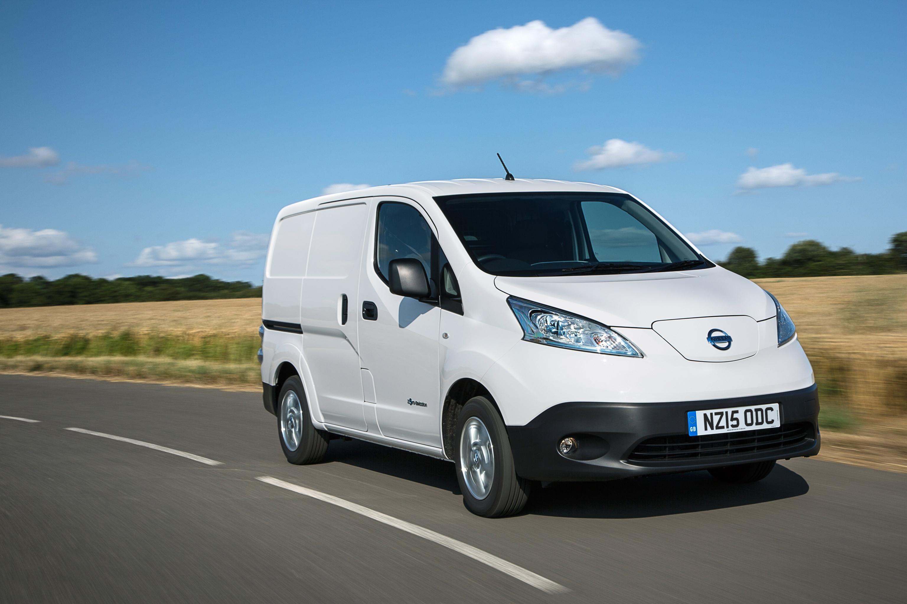 Nissan e-NV200 Zero Emission Van - Review