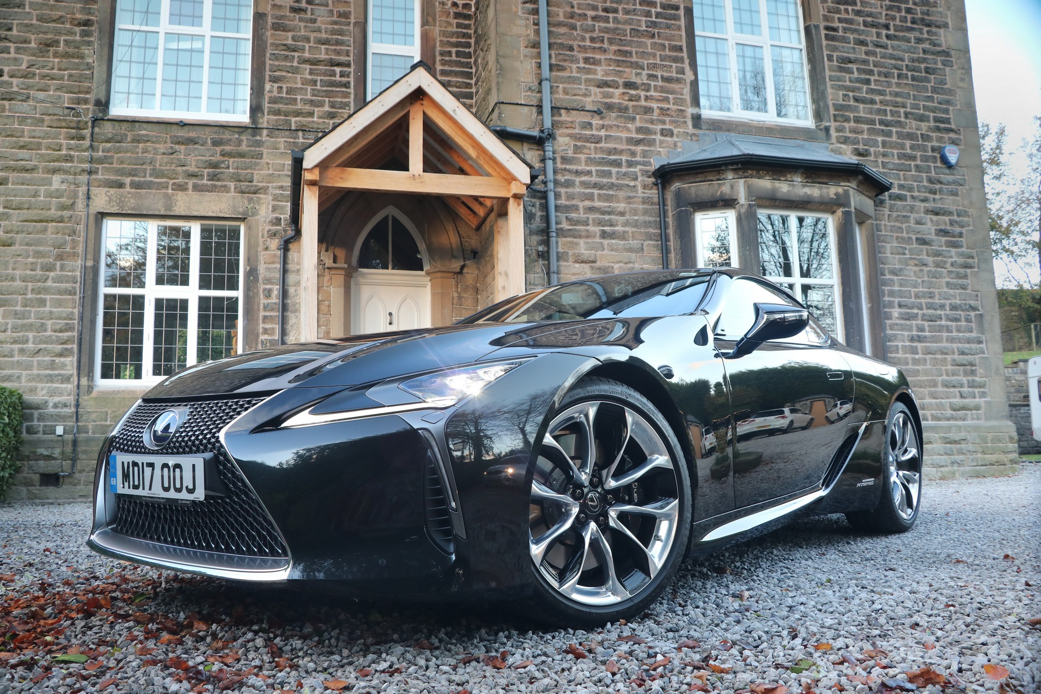 Lexus LC 500h Sports Coupe - Full review coming soon . . .