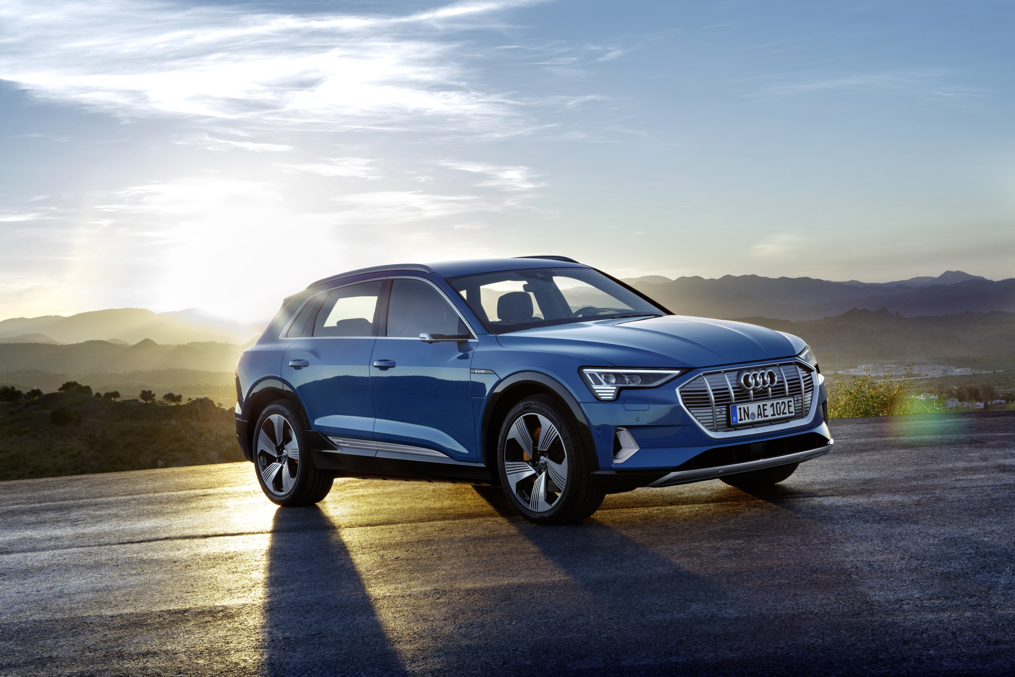 Audi e-tron now available for ordering