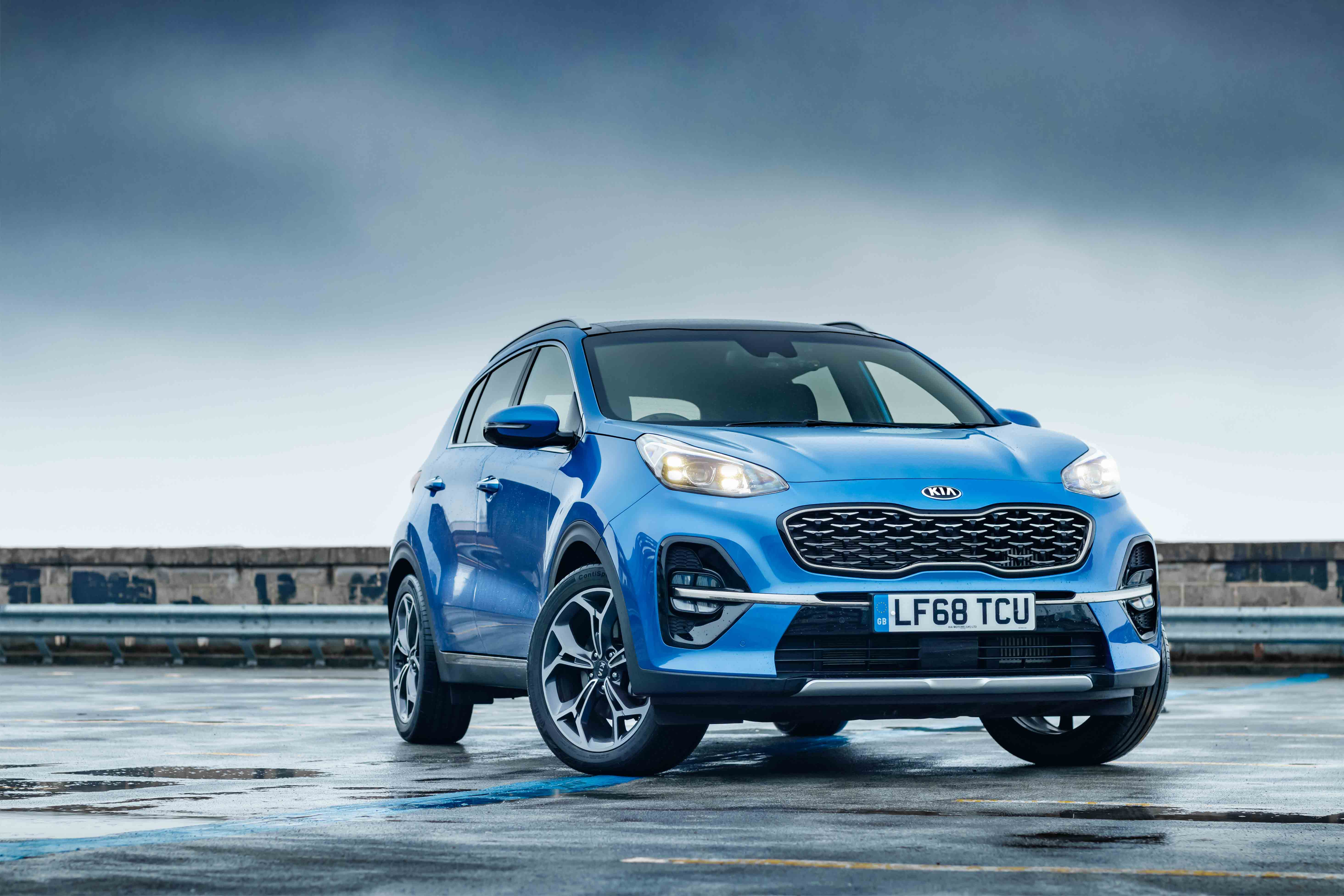 2019 Kia Sportage: Upgraded Design And New Hybrid System >> Kia Sportage Gt Line S 2 0 Crdi 48v Review Car Indicators