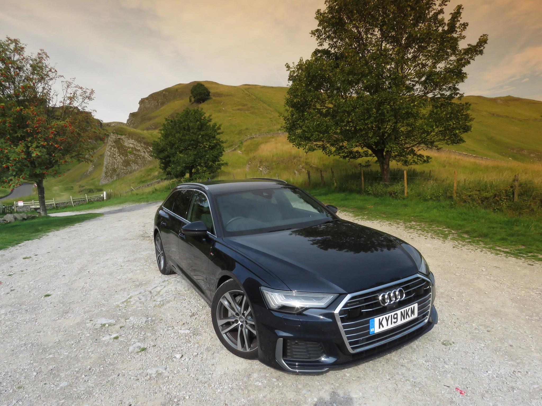 Audi A6 Avant 50 Tdi Quattro S Line Review Car Indicators